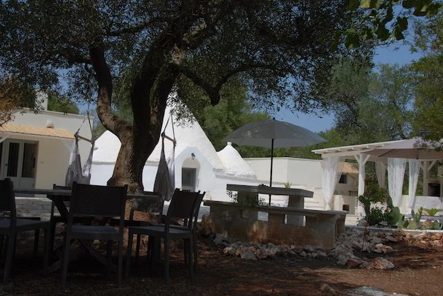 Italiaans Droomhuis Met Trullo En Zwembad 8