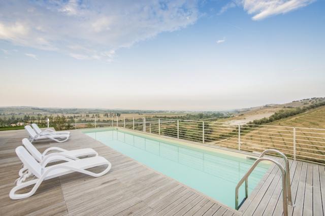 Luxe App In Villa Met Zwembad Teramo Abruzzo 1