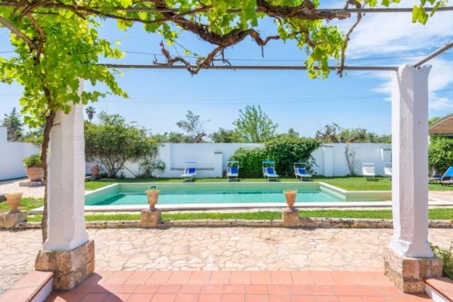 Masseria In Lecce Puglia Met Prive Zwembad 4