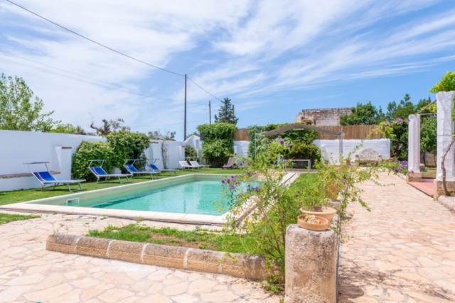 Masseria In Lecce Puglia Met Prive Zwembad 5