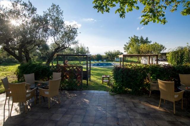 Mooi Agriturismo Abruzzo Vlakbij Zee Met Zwembad 1a