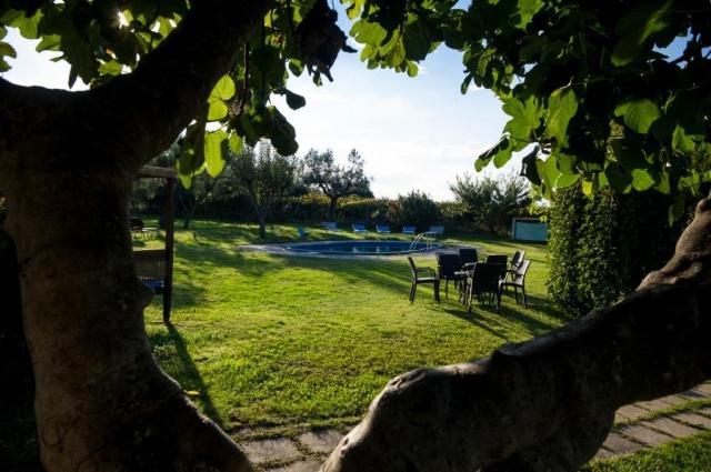 Mooi Agriturismo Abruzzo Vlakbij Zee Met Zwembad 5