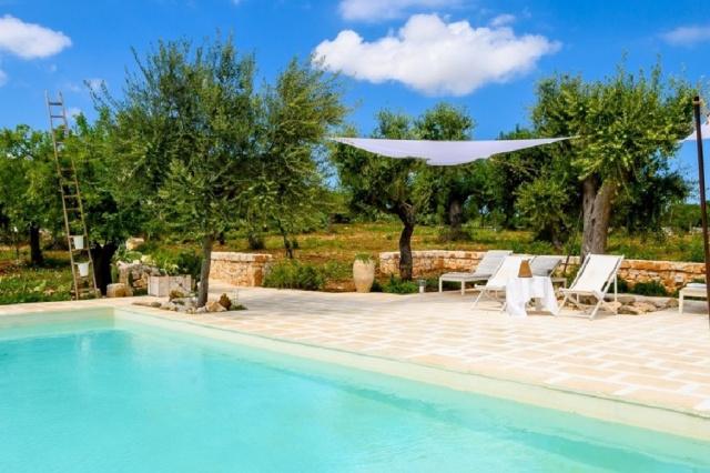 Puglia Conversano Luxe Masseria Met Zwembad 2