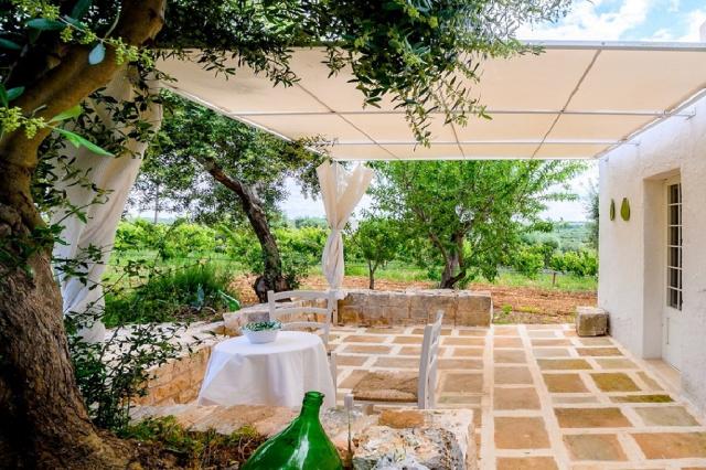 Puglia Conversano Luxe Masseria Met Zwembad 27