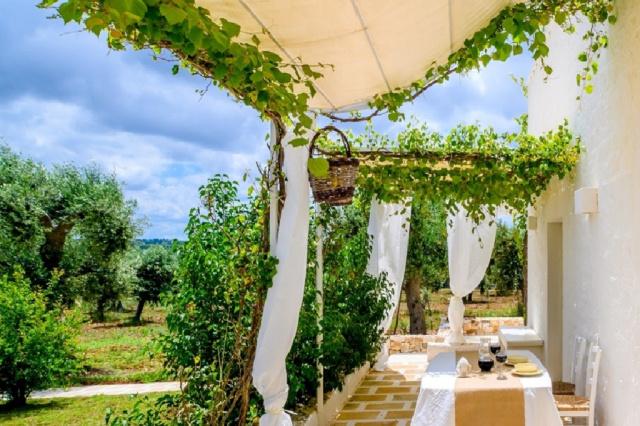 Puglia Conversano Luxe Masseria Met Zwembad 6