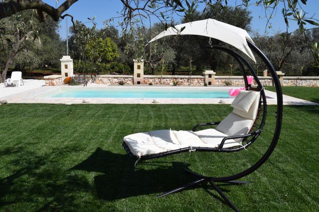Puglia Trullo Vrijstaand Met Eigen Zwembad Voor 6 Personen 13