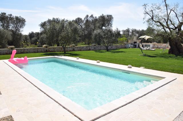 Puglia Trullo Vrijstaand Met Eigen Zwembad Voor 6 Personen 14