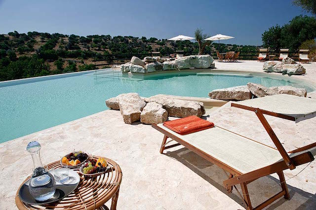 Ragusa Vakantie Appartement Met Prachtig Zwembad 3