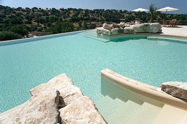 Ragusa Vakantie Appartement Met Prachtig Zwembad 4