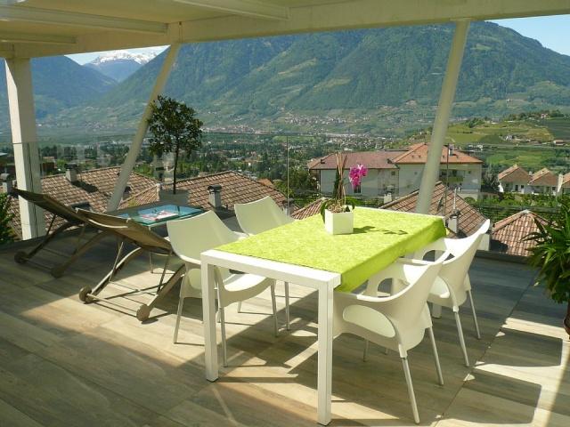 Sud Tirol Villa Vakantie Schenna 3