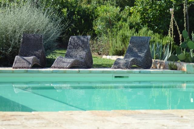 Trulli Lamie Met Gedeeld Zwembad Istria Vallei Puglia Zuid Italie 10