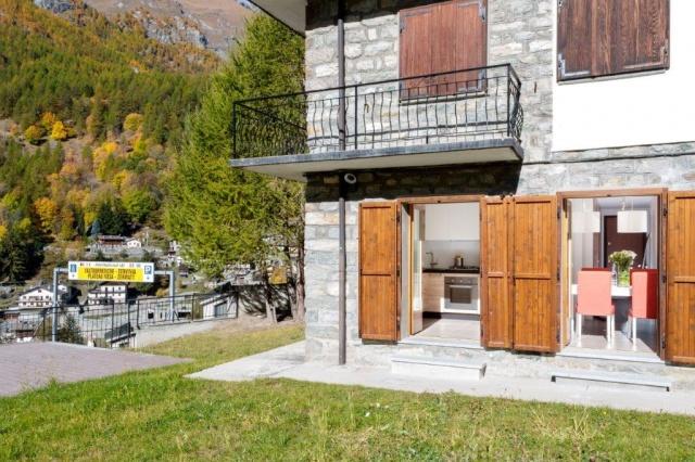 Valle Aosta Vakantiehuis Aan De Skipiste6