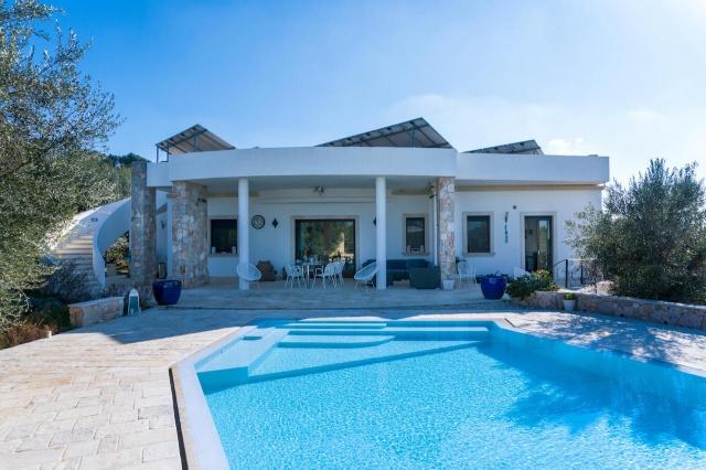 Vrijstaand Villa Casarano Puglia Met Prachtig Zwembad 1