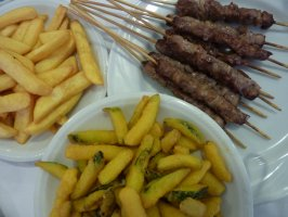 Abruzzo-arrosticini